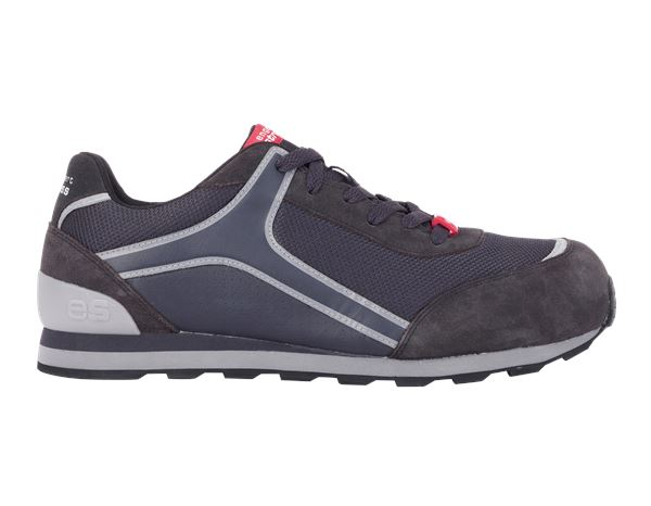 Safety Shoes S1: e.s. S1 Safety shoes Sirius + graphite/anthracite