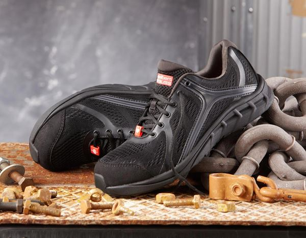 S1: e.s. S1 Safety shoes Tegmen + black 1