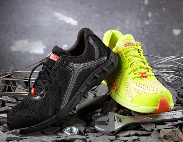 S1: e.s. S1 Safety shoes Tegmen + black 2