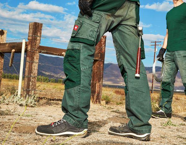 S1p Sicherheitshalbschuhe Taurids Größe 39 Bis 47 In Schwarz Engelbert Strauss Arbeitskleidung & -schutz