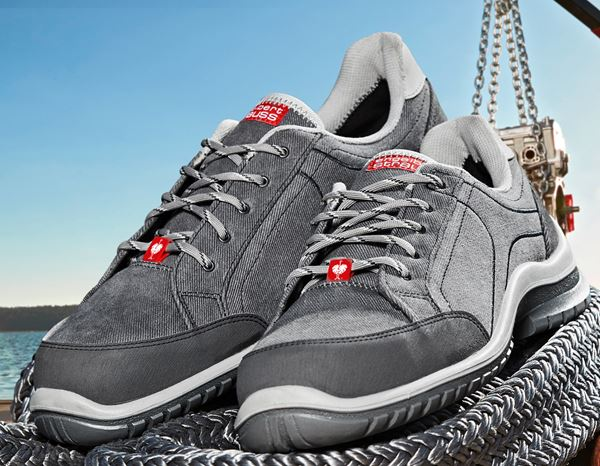 S1P: e.s. S1P Safety shoes Taurids + graphite 1