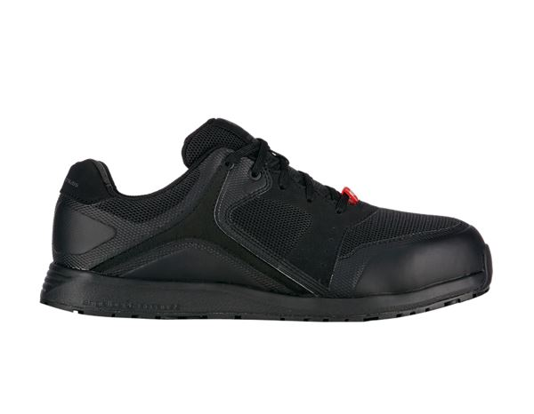 Safety Shoes S1: e.s. S1 Safety shoes Erebos + oxidblack