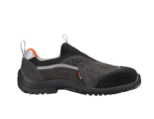 Safety Shoes S1: STONEKIT S1 Safety shoes Bregenz + grey