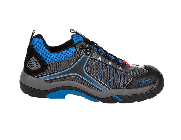 Safety Shoes S1: e.s. S1 Safety shoes Stardust + anthracite/black/blue