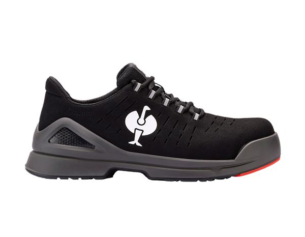S1: S1 Safety shoes e.s. Zembra + black