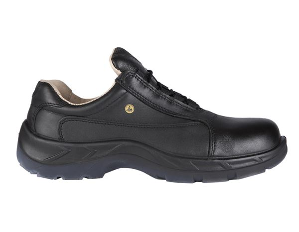 S2: S2 Safety shoes Lugano + black