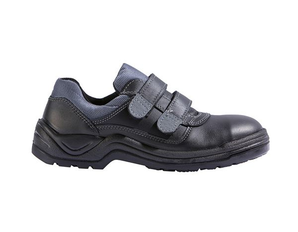 S2: STONEKIT S2 Comfort safety shoes Rally II + black