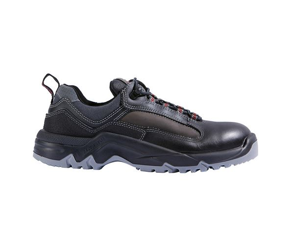 Safety Shoes S3: S3 Safety shoes Len + black/grey