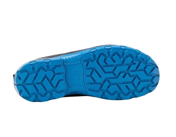 S3: e.s. S3 Safety shoes Kastra low + titanium/gentian blue 1