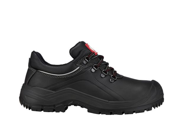 S3: e.s. S3 Safety shoes Umbriel low + black