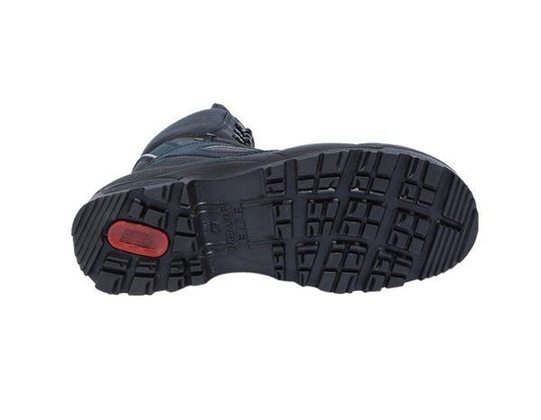 S3 SRA Bari Sicherheits-Schn/ürstiefel Sicherheits-Stiefel Weite 12 Gr/ö/ße: 41 schwarz DIN EN ISO 20345:2011