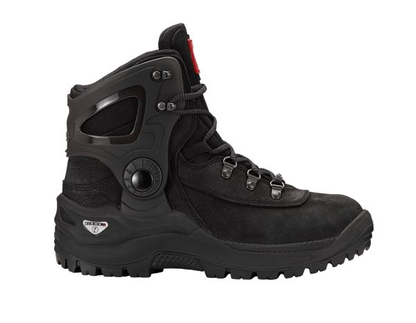 S3: S3 SympaTex Safety boots BIOMEX® + black