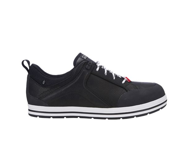 S3: e.s. S3 Safety shoes Spes low + black