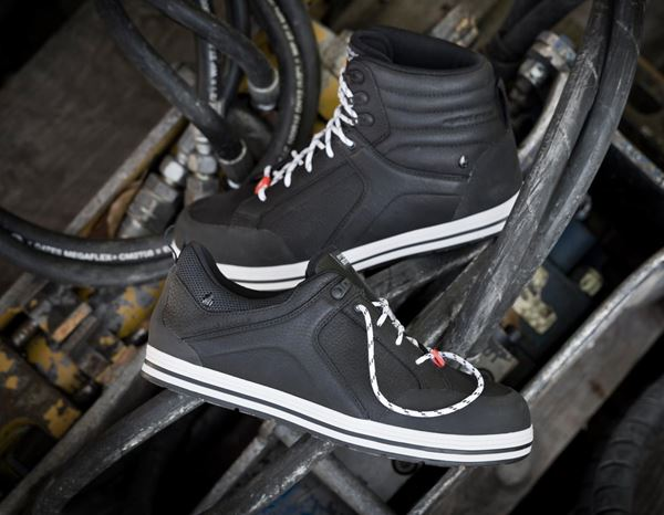 S3: e.s. S3 Safety shoes Spes low + black 2