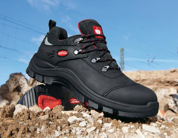 S3: S3 Safety shoes Andrew + black/red 2