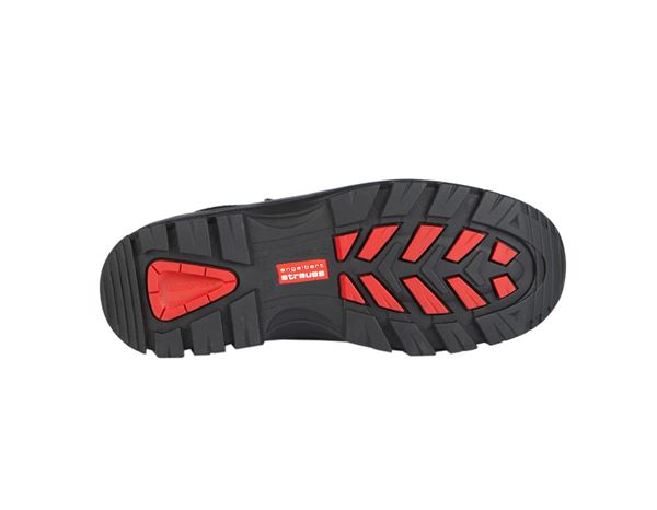S3: S3 Safety boots David + black/red 1