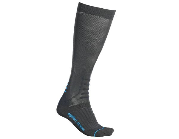 Functional socks: e.s. Compression socks Function cool/x-high + black