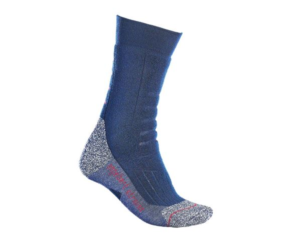Socken | Strümpfe: e.s.Allround Socken Function x-warm/high + dunkelblau
