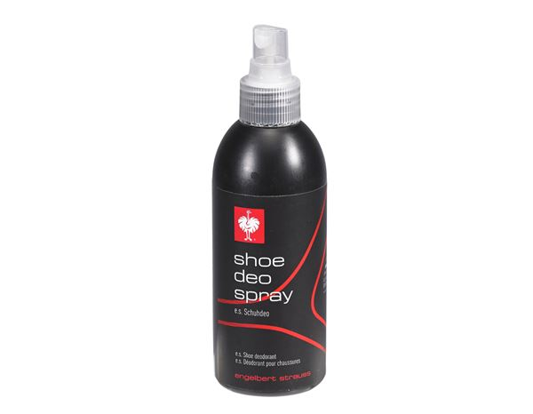 Shoe Care Products: e.s. Shoe deo spray