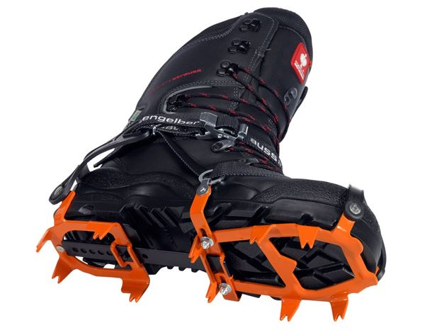 Accessories: STUBAI Forestry crampon + black-orange 1