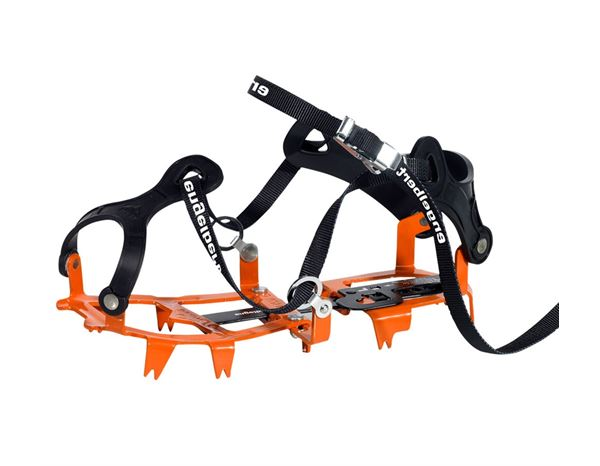 Accessories: STUBAI Forestry crampon + black-orange