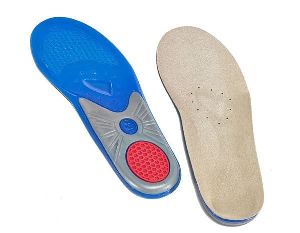 Insoles: Comfort Gel insole with footbed