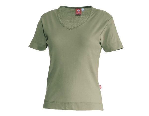 Engelbert Strauss  T-Shirt cotton Gr.S bis 2XL in schilf