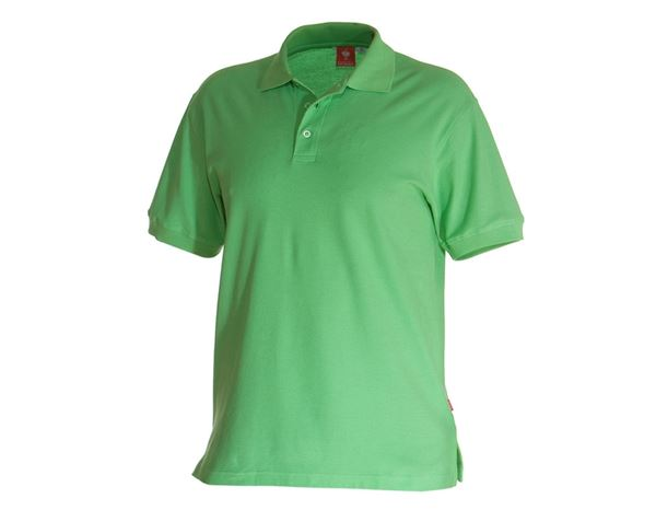 Shirts, Pullover & more: e.s. Polo shirt cotton + apple green