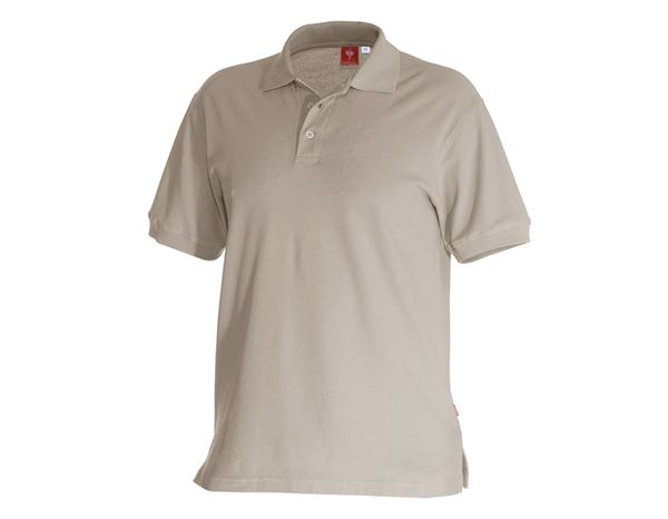 Polo-Shirts: e.s. Polo shirt cotton + clay
