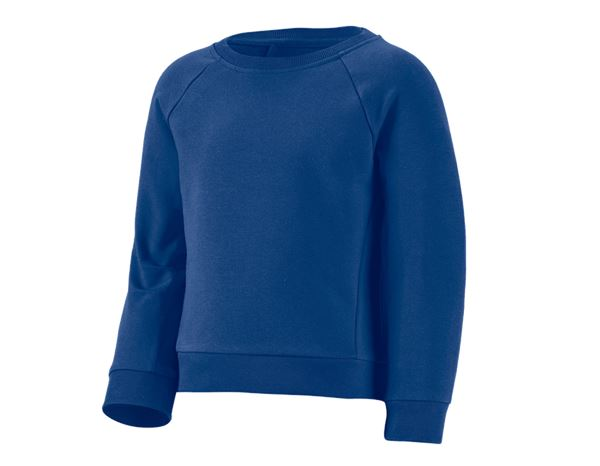 Shirts, Pullover & more: e.s. Sweatshirt cotton stretch, children's + royal