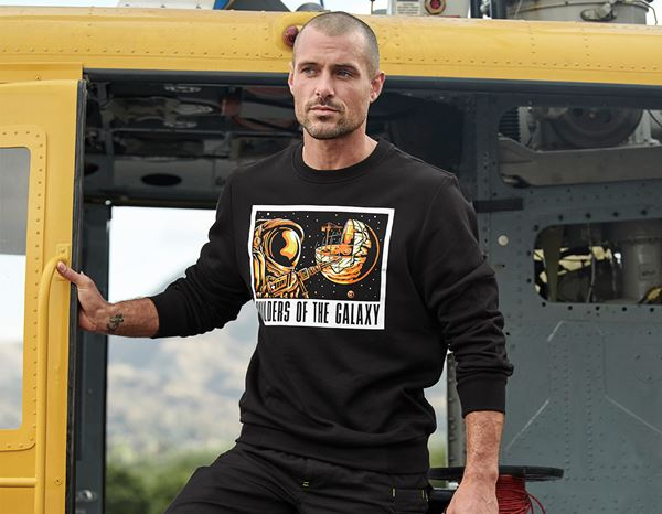 Shirts, Pullover & more: e.s. Sweatshirt Mission 2020 + black