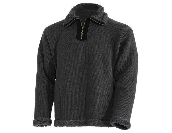 Pullover: Troyer Lars + anthrazit