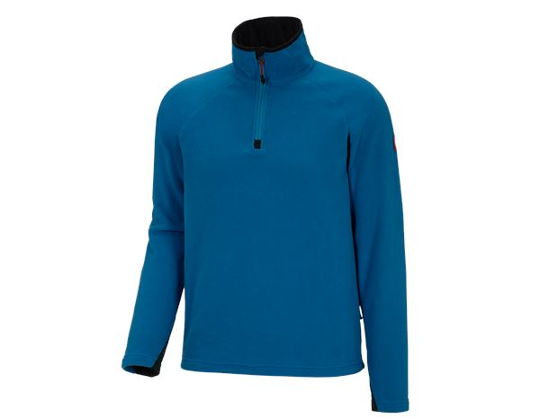 Shirts & Co.: Microfleece Troyer dryplexx® micro + atoll