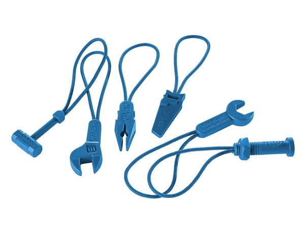 Accessories: Zip puller set e.s.motion 2020 + atoll