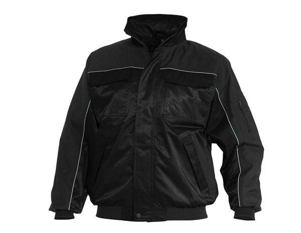 Work Jackets: Functional jacket e.s.image + black