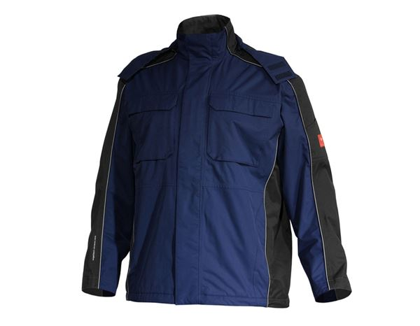 Rain Jackets: Functional jacket e.s.prestige + navy/black