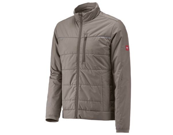 Winterjacken: Windbreaker e.s.motion 2020 + stein/gips