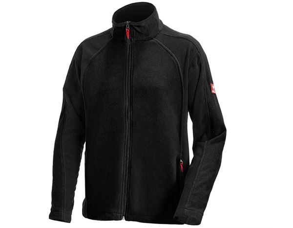 Fleece Jackets: Microfleece jacket dryplexx® micro + black