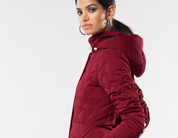 workwear couture: Long Down Jacket + rubin 2