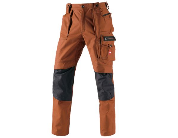 Hosen: Bundhose e.s.roughtough + kupfer