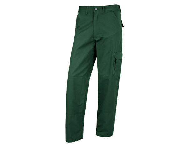 Work Trousers: STONEKIT Trousers Aalborg + green