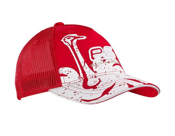 Accessories: Children's cap e.s.motion + fiery red