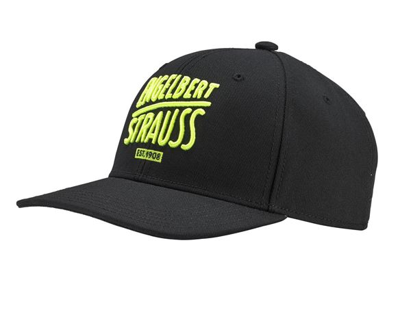 Caps / Hats: e.s. Cap engelbert strauss + black/high-vis yellow