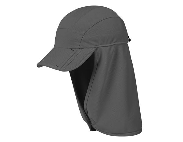 Accessories: e.s.Functional cap UV + anthracite/platinum