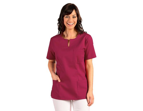 Shirts, Pullover & more: Tunic Susi + berry