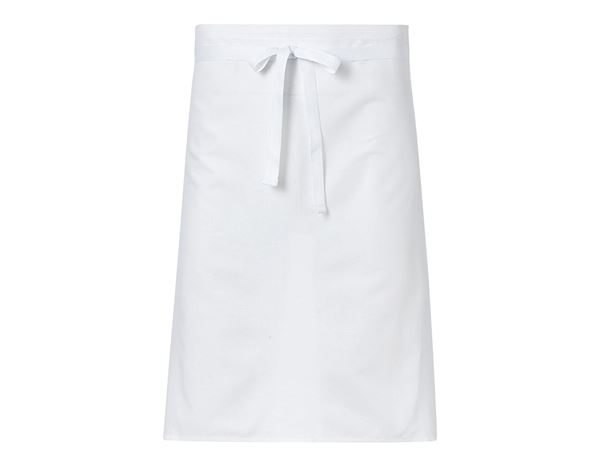 Aprons: Aprons cotton linen - pack of 3 + white