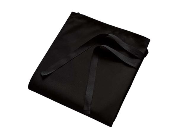 Catering Aprons: Rotterdam bistro apron + black