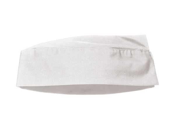 Catering Accessories: Chefs Caps + white
