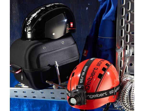 Hard Hats: e.s. Climbing helmet + black 2
