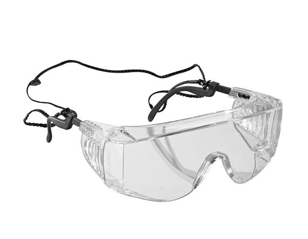 Saftey Glasses: bollé Safety - Safety glasses/over-goggles Squale
